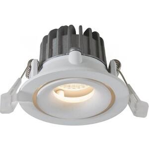 Встраиваемый светодиодный светильник Arte Lamp A3310PL-1WH