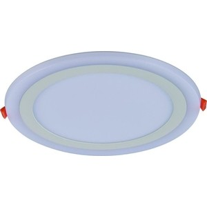 Встраиваемый светодиодный светильник Artelamp A7624PL-2WH потолочный светодиодный светильник artelamp a7709pl 2wh
