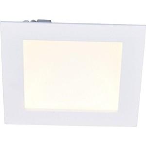 Встраиваемый светодиодный светильник Artelamp A7416PL-1WH цена 2017