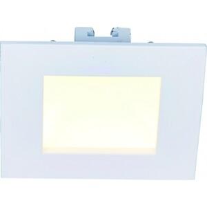 Встраиваемый светодиодный светильник Arte Lamp A7408PL-1WH