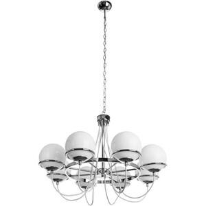 Подвесная люстра Arte Lamp A2990LM-8CC arte lamp люстра artelamp a4011lm 8cc