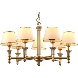 Подвесная люстра Artelamp A9185LM-7SG люстра arte lamp liguria a9185lm 7sg