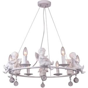 Подвесная люстра Arte Lamp A4288LM-6WH