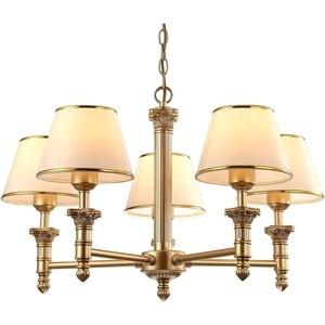 Подвесная люстра Artelamp A9185LM-5SG люстра arte lamp liguria a9185lm 7sg