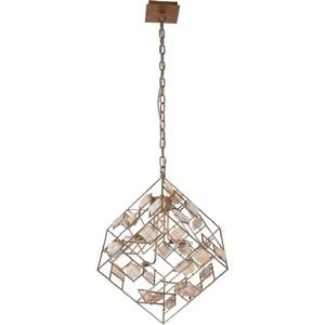 Подвесной светильник Crystal Lux Diego SP4 Gold