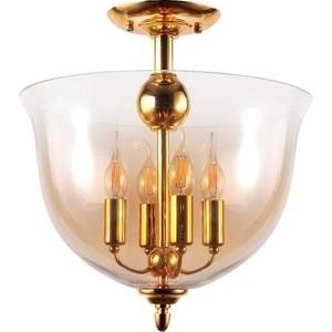 Потолочный светильник Crystal Lux Atlas PL4 Gold потолочный светильник crystal lux hola pl4 chrome