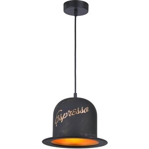 Подвесной светильник Artelamp A5064SP-1BN фото