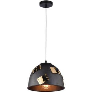 Подвесной светильник Arte Lamp A6023SP-1BK цена 2017