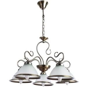 Подвесная люстра Arte Lamp A6276LM-5AB подвесная люстра arte lamp american diner a9366lm 5ab