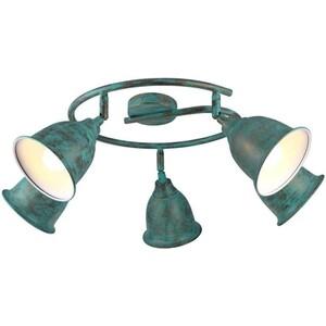 Спот Arte Lamp A9557PL-5BG светильник спот arte lamp campana a9557pl 5bg