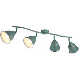 Спот Arte Lamp A9557PL-4BG arte lamp потолочный спот arte lamp campana a9557pl 4cc