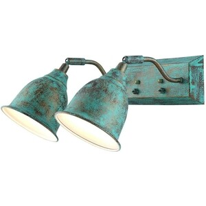 Спот Artelamp A9557AP-2BG спот artelamp a9557ap 2cc
