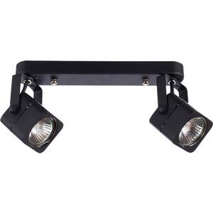 Спот Artelamp A1314PL-2BK трековая система artelamp a1314pl 6cc