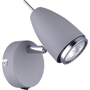 Спот Artelamp A1966AP-1GY спот arte lamp a1966ap 1gy