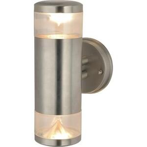 Уличный настенный светильник Artelamp A8161AL-2SS