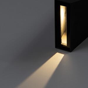 Уличный настенный светодиодный светильник Artelamp A1524AL-1GY