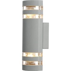 Уличный настенный светильник Artelamp A8162AL-2GY