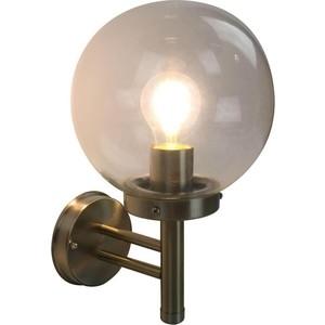 Уличный настенный светильник Artelamp A8365AL-1SS arte lamp a8365al 1ss