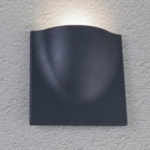 Уличный настенный светодиодный светильник Artelamp A8512AL-1GY