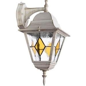 Уличный настенный светильник Artelamp A1012AL-1WG