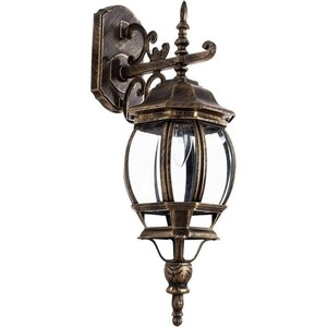 цена на Уличный настенный светильник Arte Lamp A1042AL-1BN