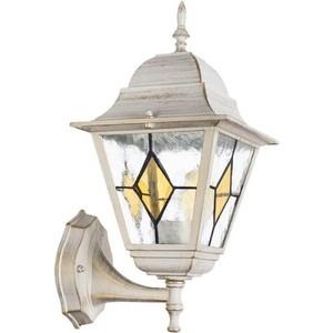 Уличный настенный светильник Artelamp A1011AL-1WG уличный светильник artelamp bremen a1011al 1wh