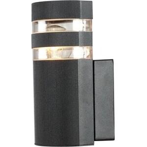 Уличный настенный светильник Artelamp A8162AL-1BK цена