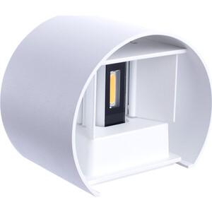 Уличный настенный светодиодный светильник Artelamp A1415AL-1WH