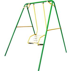 Качели Лидер 1-02 зелёно/жёлтый (0831)