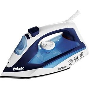 Утюг BBK ISE-2201 темно-синий утюг bbk ise 2200