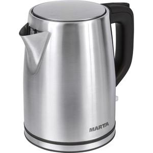 Чайник электрический Marta MT-1092 черный жемчуг цена