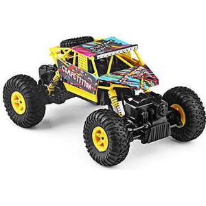 Радиоуправляемый краулер WL Toys 4WD RTR масштаб 1:18 2.4G - 18428-C радиоуправляемый краулер jd красный rtr 4wd масштаб 1 18 2 4g 699 92