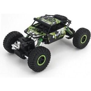 лучшая цена Радиоуправляемый краулер JD зеленый RTR 4WD масштаб 1:18 2.4G - 699-93