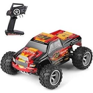 Радиоуправляемый монстр WL Toys 4WD RTR масштаб 1:18 2.4G - WLT-18402 цена 2017