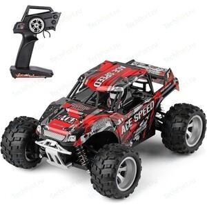 Радиоуправляемый монстр WL Toys 4WD RTR масштаб 1:18 2.4G - WLT-18404 радиоуправляемая монстр wl toys a979 monster масштаб 1 18