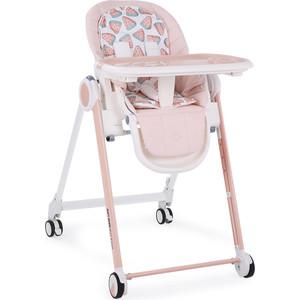 Стульчик для кормления Happy Baby BERNY (pink) happy baby стульчик для кормления kevin цвет бежевый