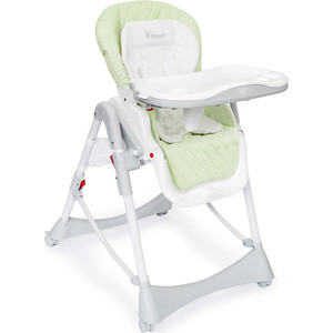 цена на Стульчик для кормления Happy Baby WILLIAM (green)