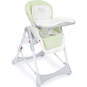 Стульчик для кормления Happy Baby WILLIAM (green)