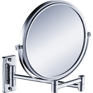 Зеркало косметическое Timo Nelson хром (150076/00) зеркало timo аура белый с золотом au z 100 m b g