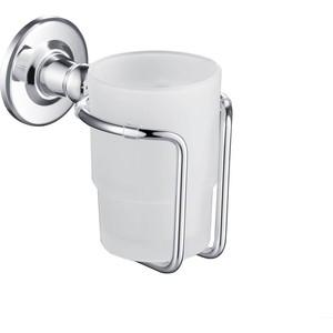 Стакан для ванны Timo Nelson хром (150031/00) стакан для ванны timo nelson двойной хром 150032 00