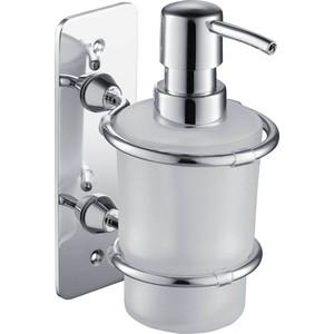 Дозатор для жидкого мыла Timo Nelson хром (150038/00)