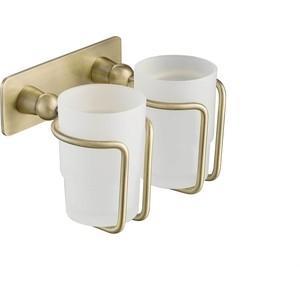 Стакан для ванны Timo Nelson двойной, антик (160032/02) стакан для ванны timo nelson двойной хром 150032 00