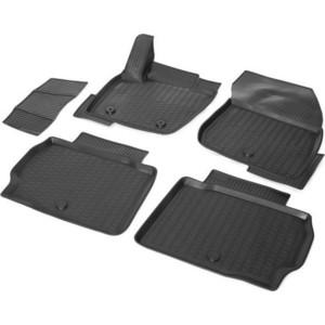 Коврики салона Rival для Ford Mondeo V (2015-н.в.), полиуретан, 11802001