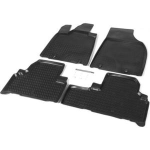 Коврики салона Rival для Lexus RX III рестайлинг 5-дв. (2012-2015), полиуретан, 13201001