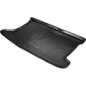 Коврик багажника Rival для Hyundai Solaris I хэтчбек (2010-2017), полиуретан, 12305003