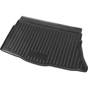 Коврик багажника Rival для Kia Ceed II хэтчбек 3/5-дв. (2012-2018), полиуретан, 12801003
