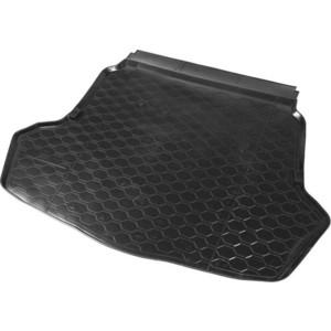 Коврик багажника Rival для Kia Optima седан (Classic и Comfort) (2016-н.в.), полиуретан, 12807002 коврик багажника rival для lada priora седан 2007 н в полиуретан 16004002