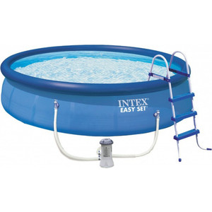 Надувной бассейн Intex 26168 Easy Set 457х122см (14141л)