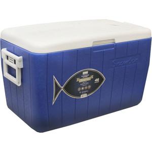 Контейнер изотермический Camping World Fisherman 46 л с люком контейнер изотермический cw camping world snowbag синий 38181