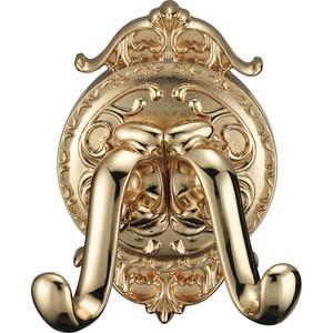 Крючок двойной Hayta Gabriel Classic Gold (13901-2/GOLD) золото стакан стекло hayta gabriel antic gold 13905 1 gold золото